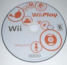 WII PLAY - Wii U Nintendo Gioco Bambini Game Femmine Maschi