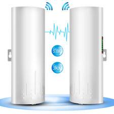 UeeVii 5.8G Long-Range Outdoor CPE Wireless Wi-Fi Bridge 300Mbps Point to Point