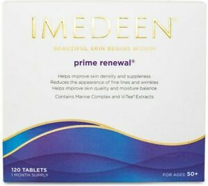 Imedeen Prime Renewal 120 Tablets Free Shipping