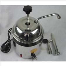 Hot Fudge Nacho Cheese Chocolate Dispenser Warmer Cheese Water Heating Machine M