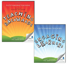 Outstanding Teaching Collection Teaching Backwards,Engaging Learners 2 Books Set