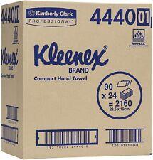 Kleenex 4440 Paper Hand Towel 20 pack Carton (90pcs/pack)