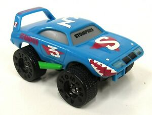 Peachtree Playthings 4 x 4 Stompers Extreme Street SHARK BITE 1997 Working Light