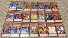 Yugioh DRAGON 113 card lot deck collection Blue-Eyes White Dragon deck builder