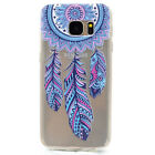 Patterned Gel Soft TPU Silicone Back Phone Case Cover Skin For Samsung Galaxy