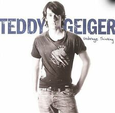 Teddy Geiger : Underage Thinking CD (2006)