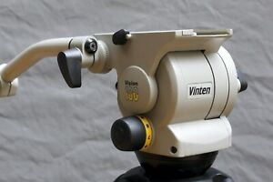 *Near Mint* Vinten Vision 100 Fluid Tripod Head