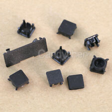 Replacement Plastic Button Feet Screw Cap Cover For PS3 Slim 3000 2000