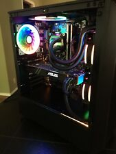 CUSTOM BUILT i7 8700K GAMING COMPUTER/PC RGB GTX 1080Ti+32GB+480GB SSD+2TB WiFi
