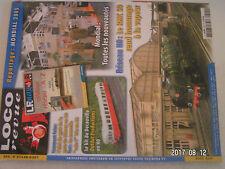 **a2 Loco Revue n°695 La nouvelle voie Trix / Le dépôt vapeur du RMC 50