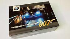 1999 BMW Z8 Diecast Model 1:43 scale, James Bond Edition 007 80420007666