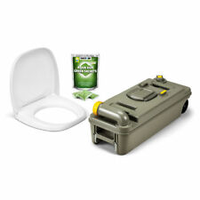 Thetford Fresh-Up Set für C2/3/4 Toilette, LINKS, neues Modell mit Räder, NEU