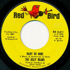 """The Jelly Beans - Baby Be Mine / The Kind Of Boy You Can't Forget (7"""", Single..."""
