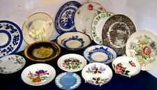 PLATES PLATES - BONE CHINA & OTHERS  - click SELECT to browse or order