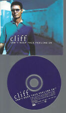 CD--CLIFF CAN'T KEEP THIS FEELIN IN--PROMO