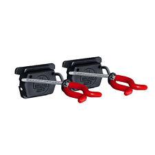 Werkzeug GH2 Zusatzhalter für Wandschiene 2x Bruns® Gerätehaken Werkstatt