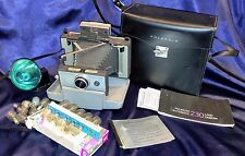 Polaroid Model 230 Land Camera and Accessories