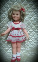 1972 16 inch Ideal Shirley Temple doll