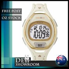Timex Ironman Sleek 50 Lap Alarm Chronograph Sports Watch TW5M06100  -Free Post