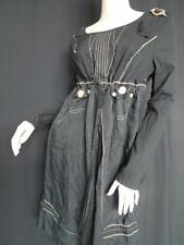 DE LA VILLE FRENCH COUNTRY DRESS USA 8 L 'New Romantic European Boho Style'b