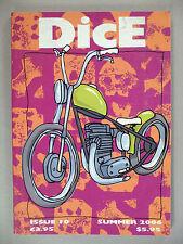 Dice Magazine #10 - Summer, 2006 ~~ nice condition
