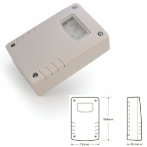 Photocell Outdoor Adjustable Dusk Dawn Sensor Timer Security Light Switch IP55
