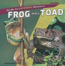 Tell Me the Difference Between a Frog and a Toad (How Are They Different? (Power