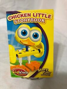 Kid K'nex Building Fun Story Pals Set Chicken Little *Book Only*