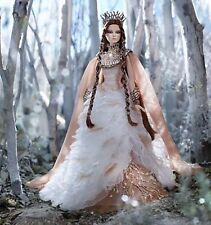 Barbie Faraway Forest Collection Lady of the White Woods GOLD LABEL CGK94 NEW