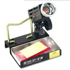 10pcs Soldering Iron Solder Tip Welding Cleaning Sponge Yellow OE