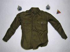 DID Dragon In Dreams 1/6th Scale WW2 U.S. Army Tank Corps Shirt  - Donald