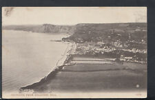 Devon Postcard - Sidmouth From Salcombe Hill     T5030