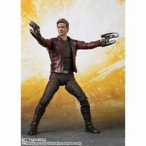 SH Figuarts Star Lord - Avengers Infinity War Action Figure - Fully Poseable