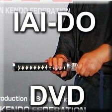 Japanese Sword Kendo Arts 3 6 ZNKR DVD 12 Styles Iai ENGLISH m