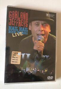 DVD MUSICALE GARLAND JEFFREYS LIVE HAIL HAIL ROCK'N'ROLL 2003 INAKUSTIK