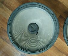 Jbl 2243HPL Speaker Driver New Dust cup fitted!