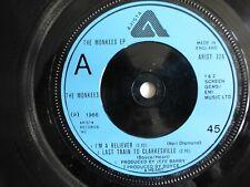 "THE MONKEES - THE MONKEES EP 1980 7"" VINYL SINGLE. ARIST 326."
