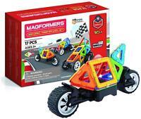 Magformers AMAZING TRANSFORM WHEEL SET Educational Construction Stem Toy BN
