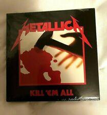 METALLICA - Kill 'em All - Remaster CD NEW - Blackened Sealed Digipak / Mini LP