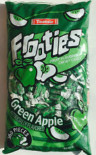 Frooties Green Apple Fruit Flavored Chewy Candy 2.4 Pounds Bulk 360ct SHIPS FREE