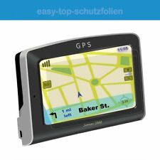 Mitac Mio Cyclo 405 HC - (3 Stück) antireflex Displayschutzfolie - Anti-Shock Sc