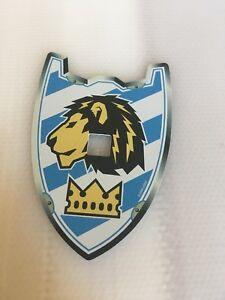 Lego Knights Kingdom Lion King Mathias Shield Part 50655