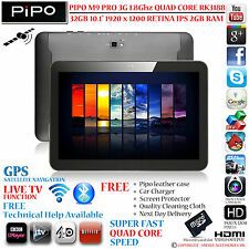 "Pipo Max M9 pro 32GB GPS 10,1 ""Retina IPS RK3188 Quad Core Android 4.4 Tablet PC"