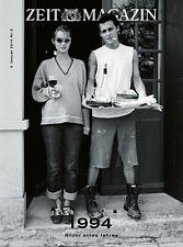Zeit,Kate Moss,Johnny Depp,Justin Timberlake,Ryan Gosling,Linda Evangelista NEW