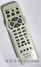 New Panasonic LSSQ0279 Remote Control for PV-C2031W and PV-C2032W TV/VCR Combos