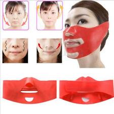 Chin Lift Up Band Anti Slimming Shaping Sleep Belt Cheek V-Line Face Mask 3D