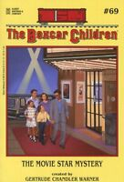 The Movie Star Mystery (The Boxcar Children Mysteries) by Warner, Gertrude Chand