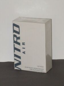 CYZONE NITRO AIR FOR MEN (AROMATIC TONIC) EDT SPRAY 100 ml/ 3.4 oz. NEW-SEALED!