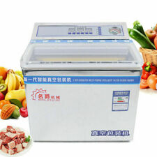 Commercial 3l Desktop Wet And Dry Vacuum Packaging Machine 200w 110v Free Ship