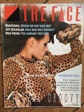 THE FACE Nov 1986 YASMIN LE BON New Order Jeff Goldblum Mantronix Lindsay Duncan